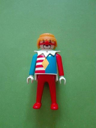 Playmobil payaso muy antiguo circo