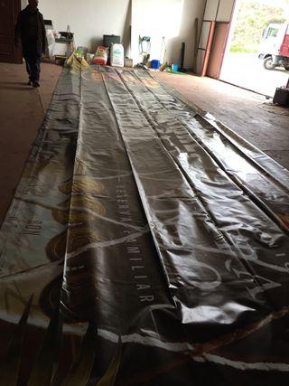 Lonas impermeables 12x5