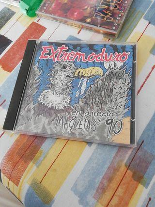 EXTREMODURO / CD / MAQUETAS 90