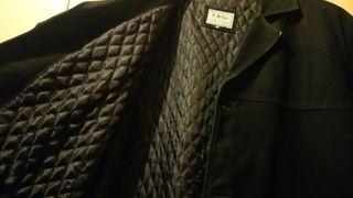 chaqueta de piel F & Co