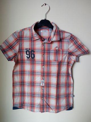 Camisa niño, talla 8 años
