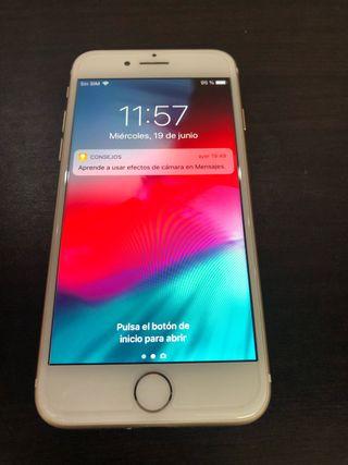 Apple iphone 7 Dorado oro 128gb