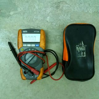 Multimetro digital HT HT326