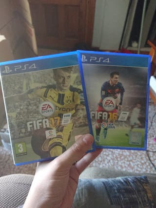 FIFA 16 17 PS4