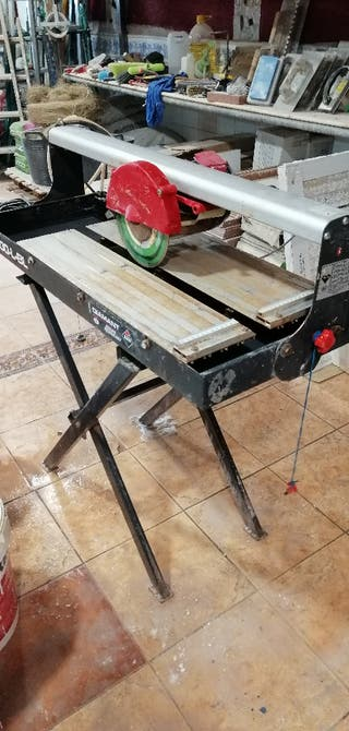 máquina de corte eléctrica rubí