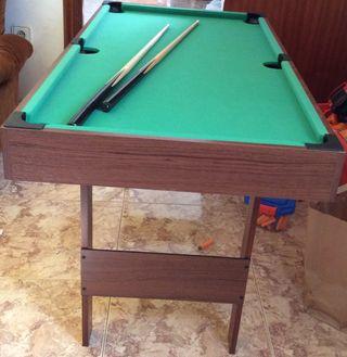 Mesa de billar y snooker