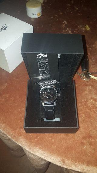 reloj sin uso