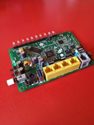 Placa base de router Huawei HG532E