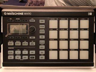 NI Maschine Mikro MK2
