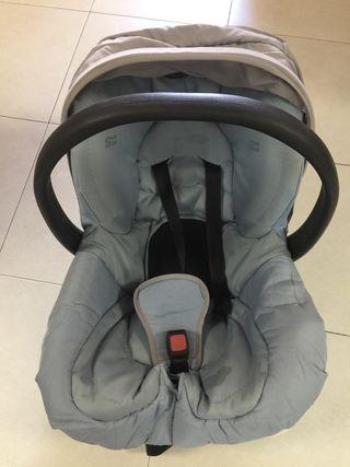Silla de bebé para coche