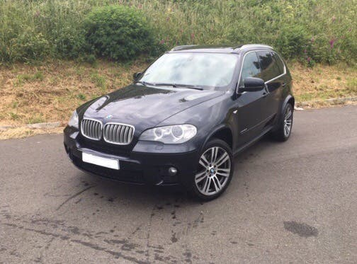 BMW X5 40d pack m