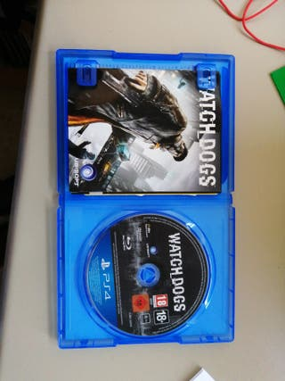 juego ps4 watchdogs