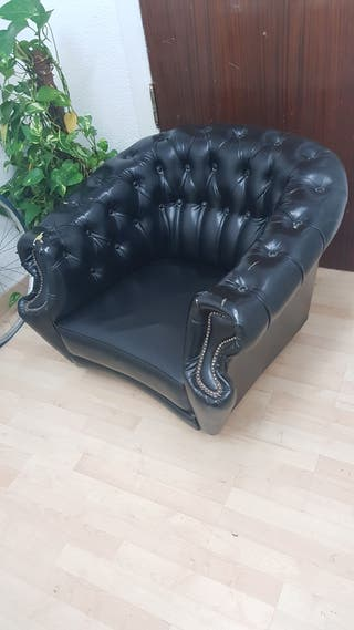 Butaca Sillon Chester original antigua