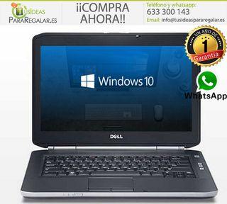Portátil Dell E5420m, i7 / Cam / 500Gb / 8Gb Ram /