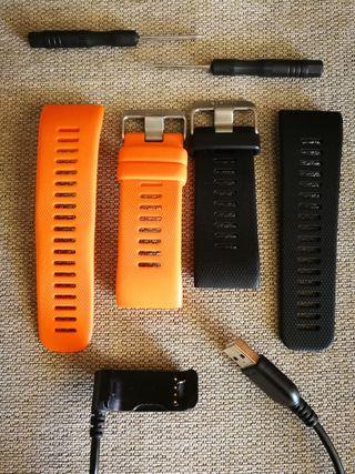 Correas y accesorios Garmin Vivoactive HR