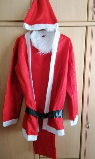 Disfraz Papa Noel