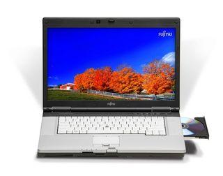 "Portátil Fujitsu E780, i5 / 15,6"" / 500Gb / Dvd /"