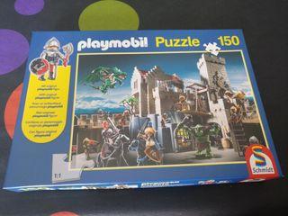 Playmobil puzzle