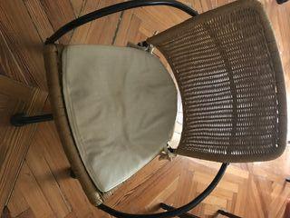 8 sillas de Ikea
