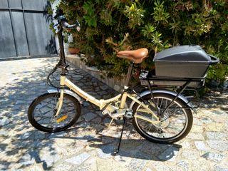 Bicicleta Eléctrica Megamo Zambra