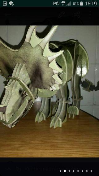 Dinosaurio 3D