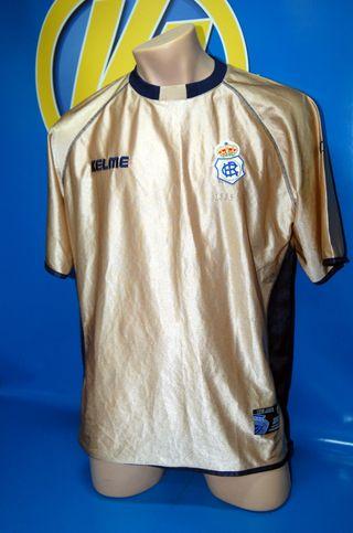 Camiseta Recreativo Huelva Nuevo Estadio Colombino