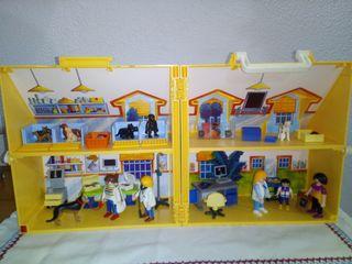 Clínica veterinària Playmobil
