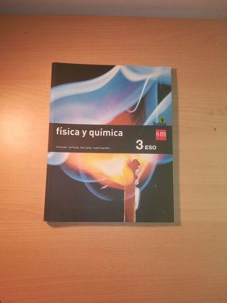 Libro 3°E.S.O Física y química SM