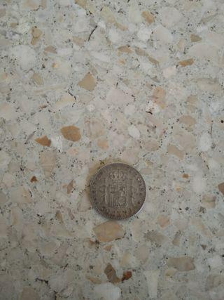 50 centimos de pta alfonso xii