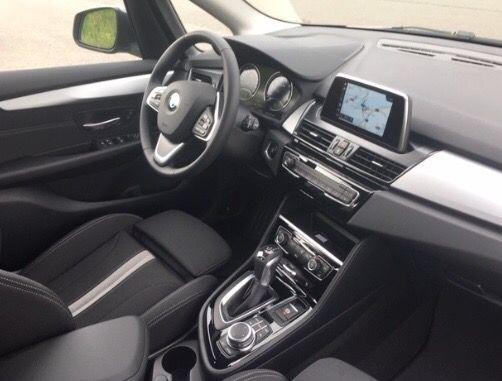 BMW Serie 225xe híbrido auto