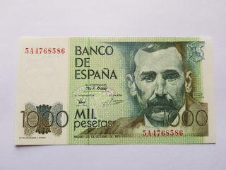 1000 pesetas 1979 SC