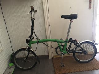 bicicleta brompton M3L