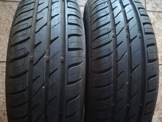 dos neumáticos 175/70/14 84T