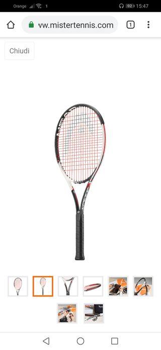 raqueta de tenis head speed adaptative