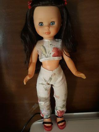 muñeca nancy morena
