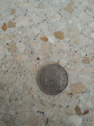 50 centimos de pta de alfonso xiii