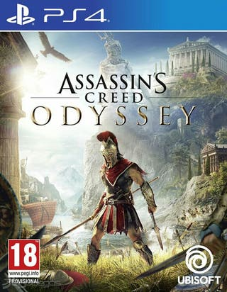 Assasins Creed - Odyseey - Ps4