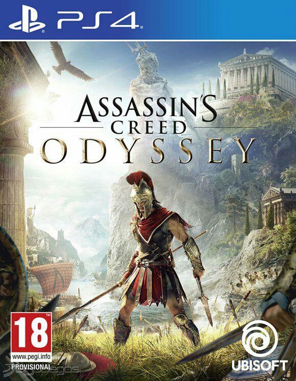 Assasins Creed - Odyseey - Ps4