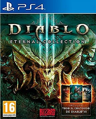 Diablo III - Eternal Collection - Ps4