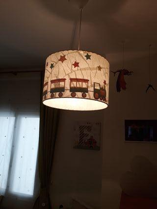 PRECIOSA LAMPARA I INFANTIL DE TECHO