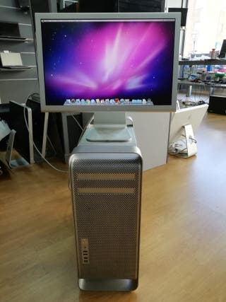 "Apple Mac Pro ""Quad Core"" 2.66 + Cinema Display 20"