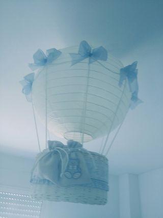 lámpara bebe