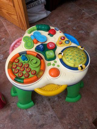 Mesa musical bebe