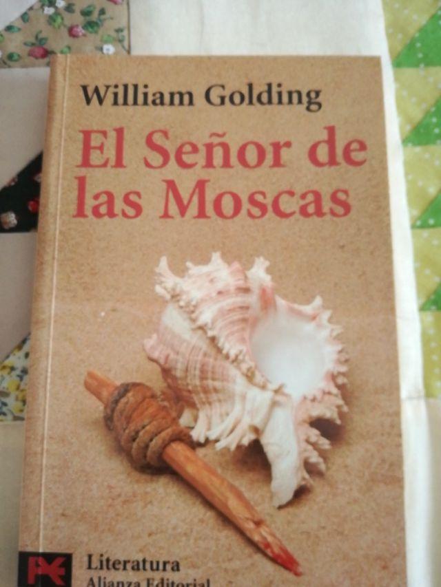 El señor de las moscas, William Golding