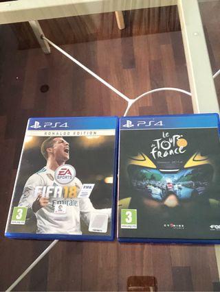 Juegos PS4 (Play Station) FIFA Ciclismo