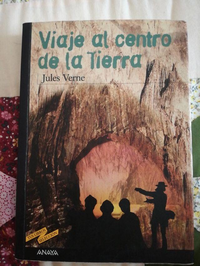 Viaje al centro de la tierra, Jules Verne