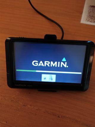 GPS Garmin Nuvi 265w con manos libres