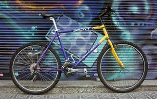 Mountain bike scott economica.