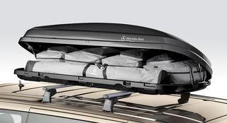 Portaequipajes y barras techo 450L Mercedes Benz