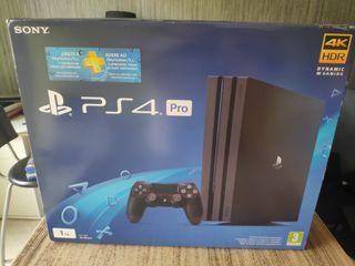 PS4 pro perfecto estado